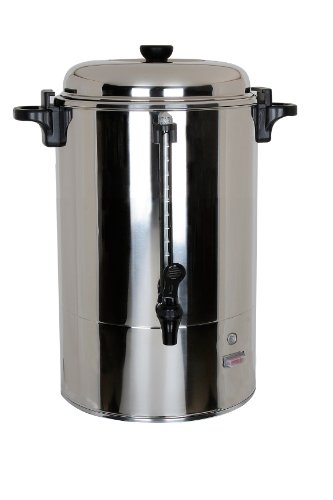 Magic Mill Mur35 35 Cup Urn with Stainless Steel Body
