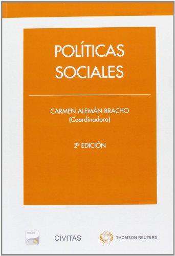 Políticas Sociales (Papel + e-book) (Tratados y Manuales de Economía)