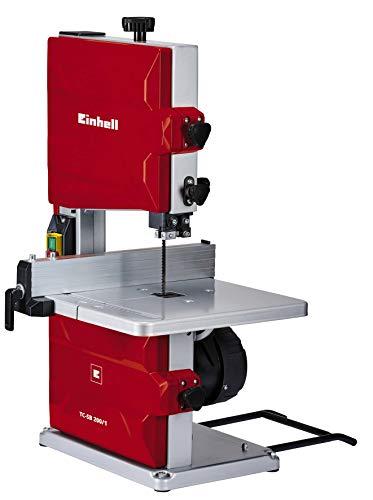 Einhell TC-SB 200/1 4308018 – Sierra de cinta más barata