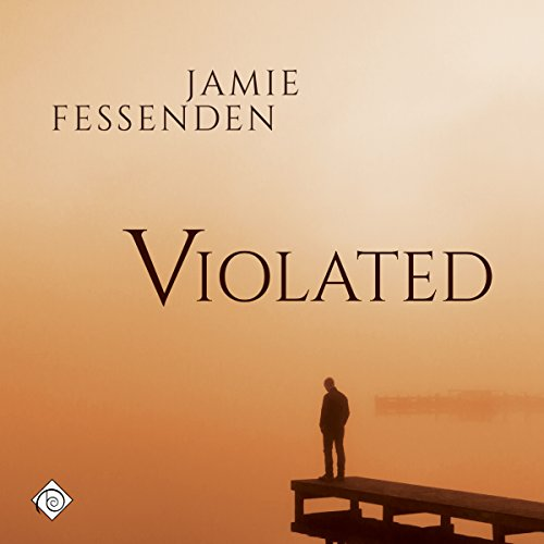 Violated audiobook cover art