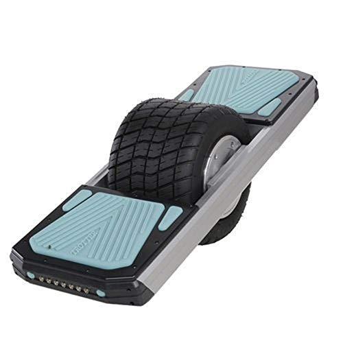 Elektrisches Onewheel Skateboard Vakuum Reifen Motorisierte Longboard Hoverboard Skateboard - Für Outdoor Sport Cross Country,Blue