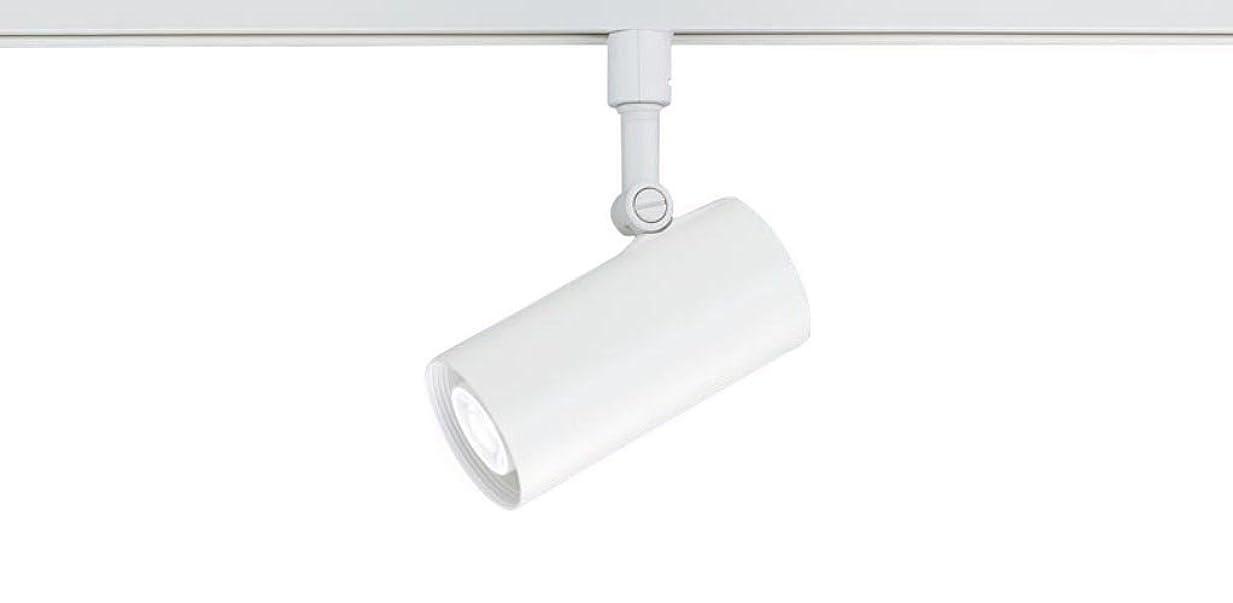 トランクライブラリ統計肺パナソニック(Panasonic) LEDスポットライト60形相当配線ダクト用(昼白色)ホワイト LGB54335LB1