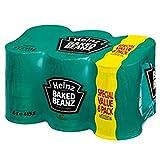 Heinz Beans 6pk