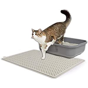 All For Paws Go Fresh - Alfombrilla de silicona para gatos 11