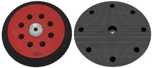 Schleifteller hart für Festool RO150 Klett-Schleifscheiben Ø 150mm - Stützteller mit 8+1-Loch Absaugung - in hart medium und soft verfügbar - DFS