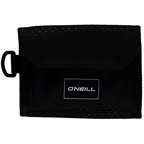 O'Neill Pocketbook portemonnee voor heren, zwart Aop, één maat