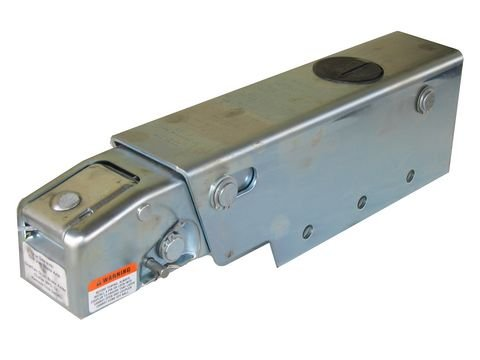 UFP by Dexter A-60 Hydraulic Single Axle Disc Brake Actuator with Bolt-on Outer Housing