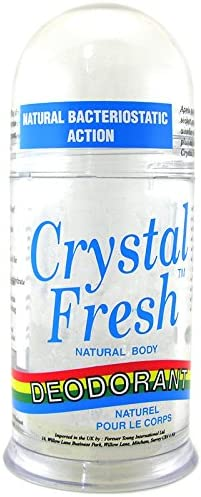 Dedication Crystal Fresh Deodorant Luxury 120g