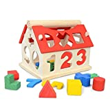 Craftize Mstore Amazing Learning House - Baby Birthday Gift for 1 2 3