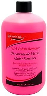 Super Nail Acetone Polish Remover 16 Ounce