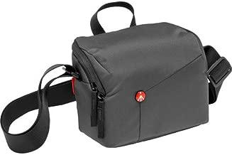 Manfrotto Lifestyle NX Shoulder Bag CSC V2, Grey (MB NX-SB-IGY-2)