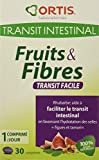 Ortis Intestinal Transit Fruits & Fibres 30 Tablets