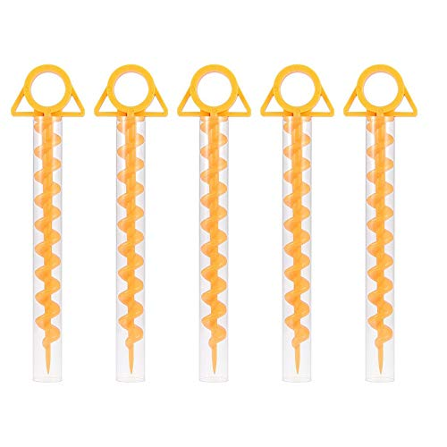 Camping Tent Ground Screw 5pcs