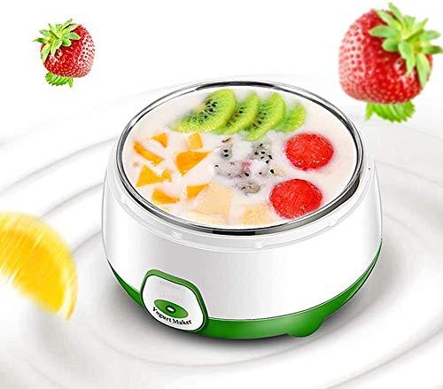 Lloow Los Fabricantes de Yogur, yogurtera eléctrica Inicio de Acero Inoxidable de...