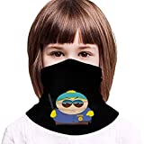 Top Wholesale Cartman Kids Multifunctional Face Cover Headwear Neck Scarf Bandana Balaclava Tube Gaiter Stretch Snood Headband