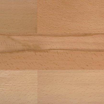 1 Paket (1,78 m²) Hochwertiger Parkettboden - Fertigparkett - Schiffsboden 3 Stab - Buche