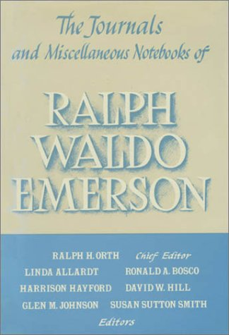 Journals and Miscellaneous Notebooks of Ralph Waldo Emerson, Volume XV: 1860–1866 (Journals & Miscellaneous Notebooks of Ralph Waldo Emerson)