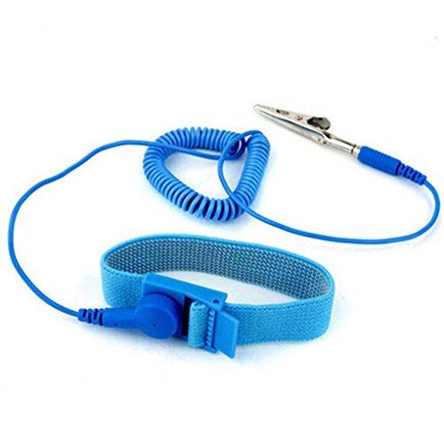 Junecat Anti Statik-Armband Erdung Strom Entladung ESD-Band-Armband