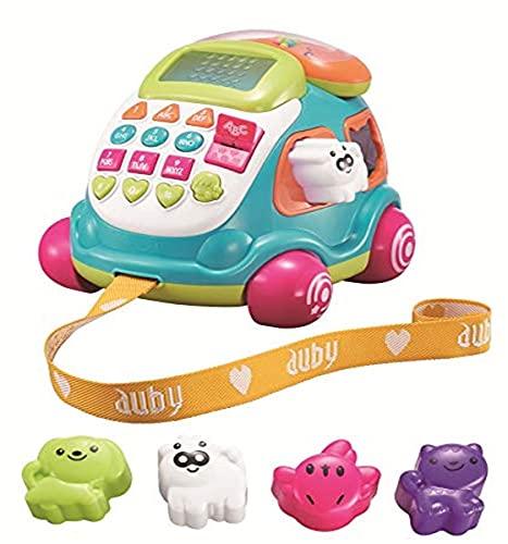 Alpha Group Auby Pull & Play Car Phone