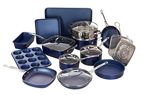 100 piece cookware set - 2