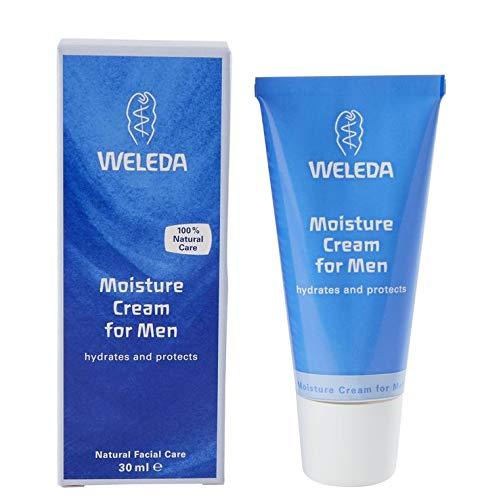 Weleda moisturising cream for men, pack of 1 (1 x 30 ml)