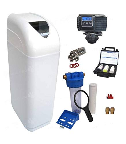Adoucisseur d'eau 20L Fleck 5600 SXT complet avec accessoires