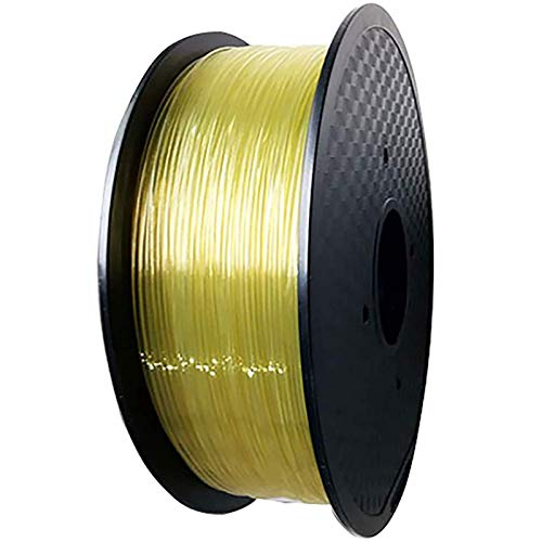 PVA Polyvinylalkohol Wasserlösliches Filament 1,75 Mm 3D-Druckfilament 0,5 Kg Spule Für 3D-Drucker Und 3D-Druckstift Weiß PVA