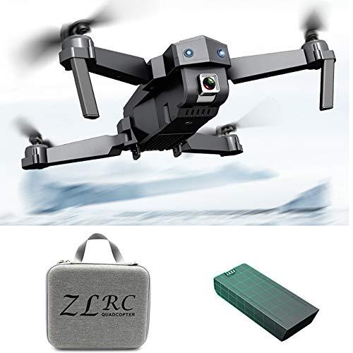 WIFI FPV Mini Drone 2.4GHZ 4K HD Verstelbare camera Volg opnamemodus Vouwvleugel quadcopter Buitenspeelgoed voor kinderen, kan als cadeau aan uw kind worden gegeven,1battery