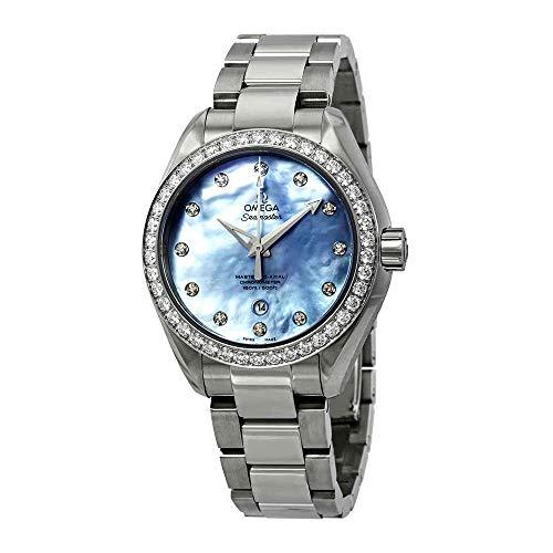 Omega Seamaster Aqua Terra Reloj automático cronómetro para mujer 231.15.34.20.57.002