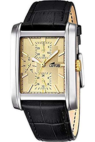 Lotus Smart Casual 18223/3 Reloj de Pulsera para hombres muy deportivo