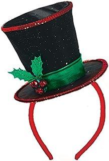 Amscan - Sombrero para disfraz de adulto Navidad (398815)