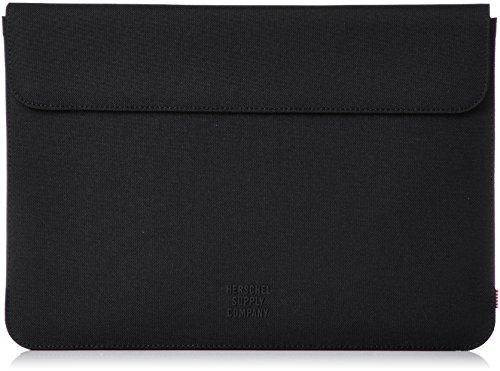 Herschel Spokane Sleeve for MacBook/iPad, black, 13-Inch