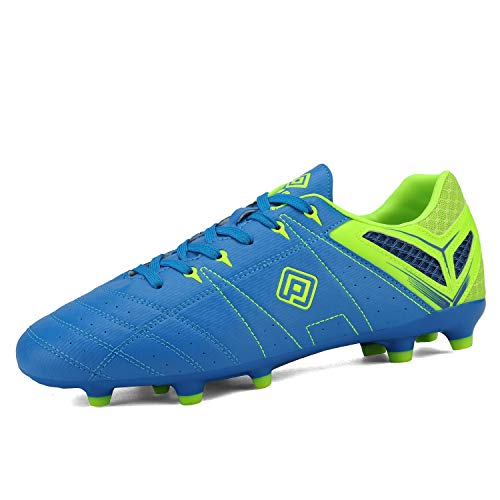 DREAM PAIRS Men's 160471-M Royal L.Green Cleats...