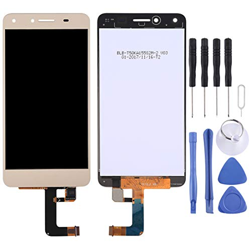 XIXI Phone 100 PCS for Huawei Honor 7 Anteriore dell'alloggiamento Adesivo di Alta qualità