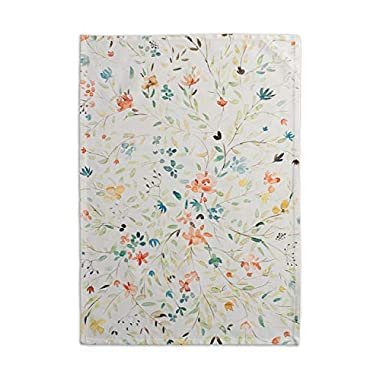 Maison d' Hermine Colmar 100% Cotton Set of 2 Kitchen Towels, 20 - inch by 27.5 - inch.