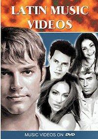 DVD Latin Music Videos - The Best Latin Music Videos on DVD Book