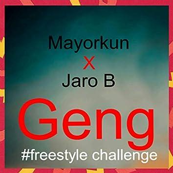 Geng #Freestyle_Challenge (feat. Mayorkun)