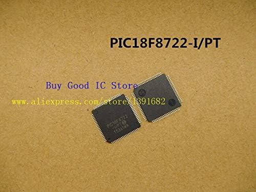 Calvas PIC18F8722-I PT PIC18F8722 Regular discount 10pcs QFP80 Max 64% OFF lot