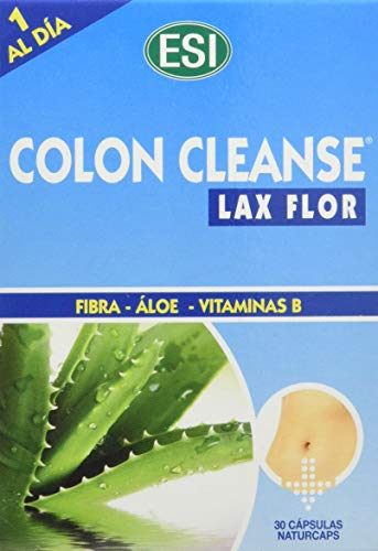 COLON CLEANSE FLOR 30 Caps