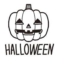 タイヨートマー ハロウィン ゴム印 1.HALLOWEEN かぼちゃ
