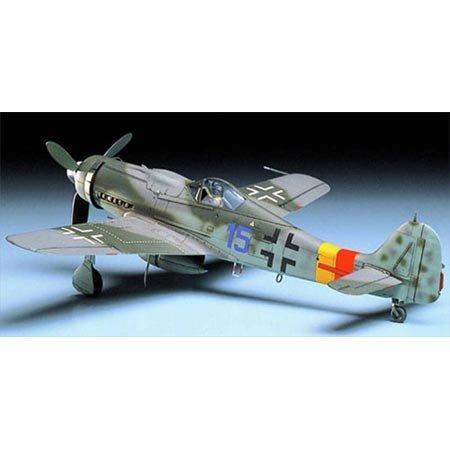 タミヤ 1/48 傑作機シリーズ フォッケ ウルフ Fw190 D-9