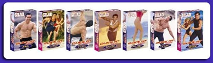 Body by GILAD: Quick Fit System (7-Video Set)