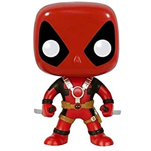 Funko Pop Deadpool con dos espadas (Deadpool 111) Funko Pop Deadpool