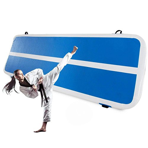 Impiclio 20CM Thick Inflatable Air Track Floor Gymnastics...