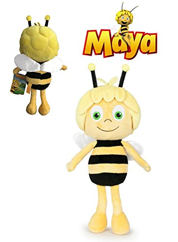 Maya La Abeja Peluche Abeja 27cm Calidad Super Soft