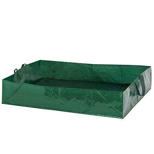 Siena Garden Kofferraum-Pflanzmatte, Schmutzmatte für Auto, mit 2 Griffen, 100x80x20cm, 287844
