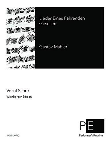 Songs of a Wayfarer - Vocal Score