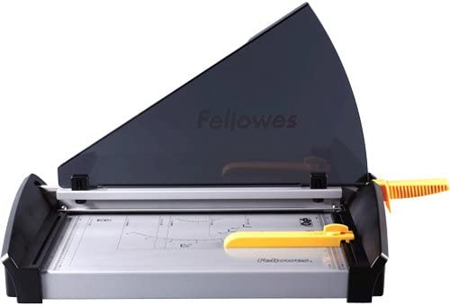 Fellowes Plasma 180 quality assurance Paper Ranking TOP3 5411102 Black Silver Cutter