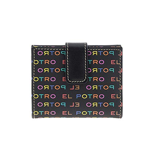 El Potro 1112 Multicolor Monedero Billetero Tarjetero en...