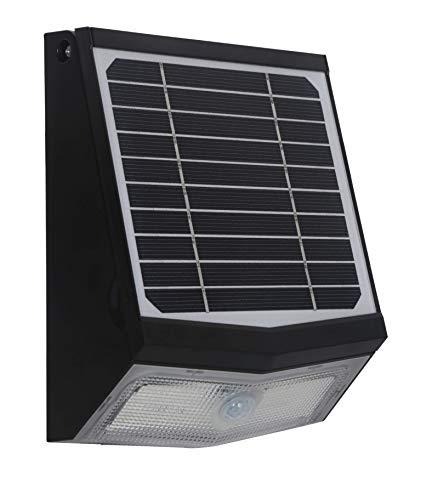 Voltman VOM069214 VOM69214-Eos-Black - Aplique solar (500 Lm-4000...